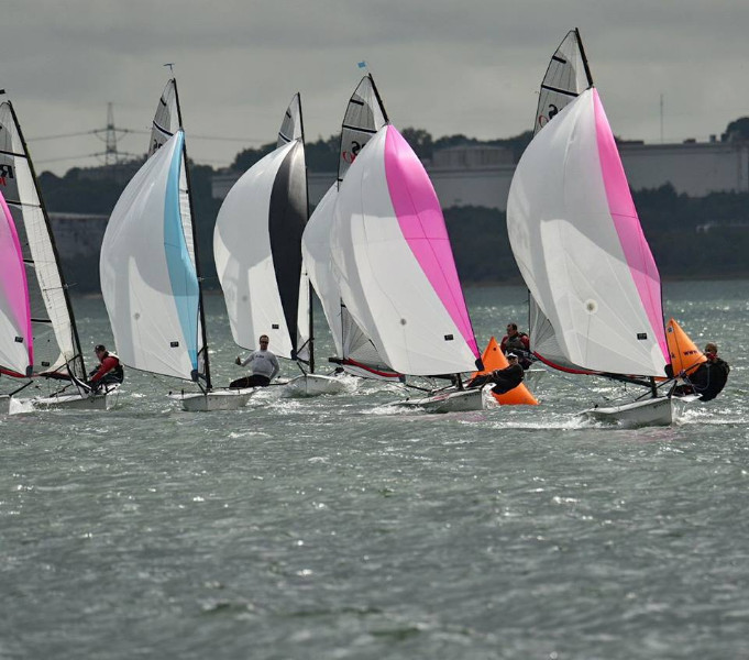 Volvo Noble Marine RS100 National Championships 2017