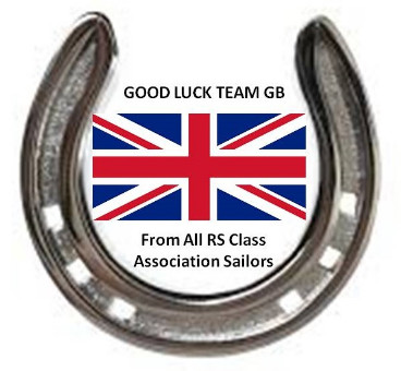 More information on Good luck at the Olympics Team GB!   Good luck at your Nationals RS100 sailors!