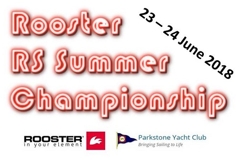 More information on Rooster RS Summer Championship Online Entry Now Open!