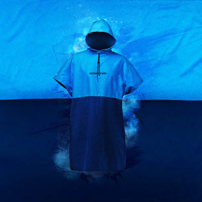 More information on Rooster Microfibre Quick Dry Poncho = solution to problem 1: changing room closed